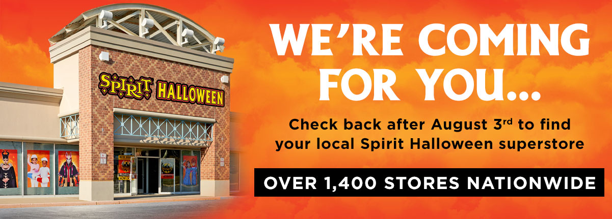 Halloween 2020 Playing Nearme Halloween Store at 11540 South St | Spirit Halloween Near Me